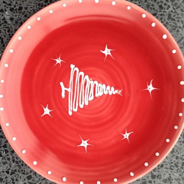 9611 Красноватый лак глазурь Botz