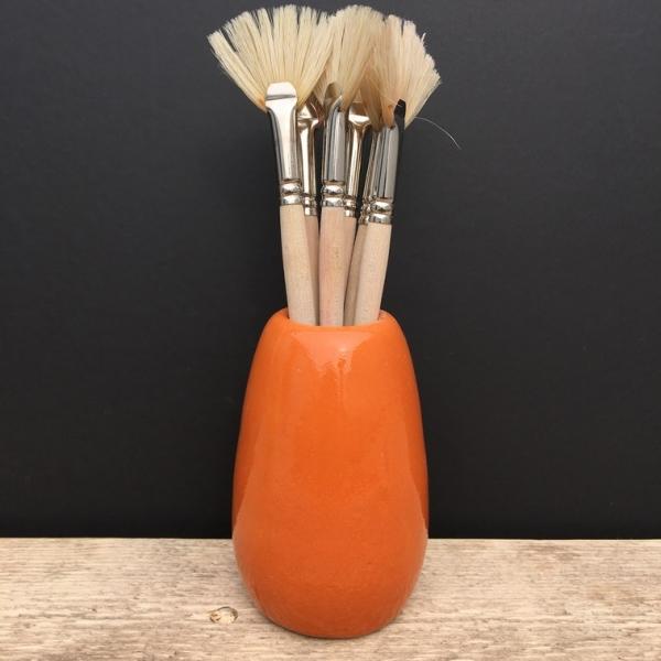 9872 Оранжевая глазурь Botz