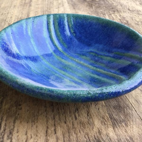 9880 Сине-зеленая глазурь Botz