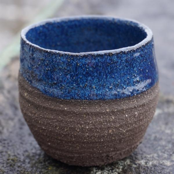 9881 Сине-голубая глазурь Botz