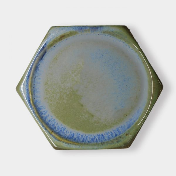 SP 1131 Зеленый мох глазурь Seramiksir