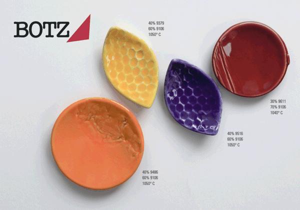 9106 Прозрачная глазурь Botz