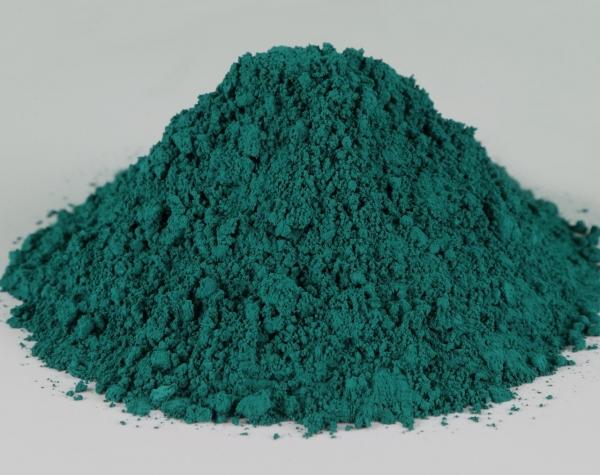 CTK 051 Бирюзово-зеленый пигмент Co-Cr-Zn-Al(OH)3