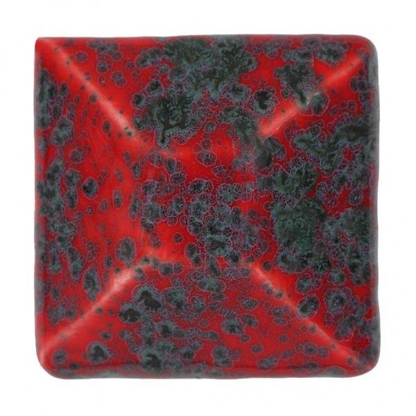GL 753 Красная мерцающая глазурь Seramiksir