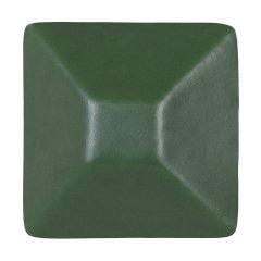 MT 303 Зеленая хромовая матовая глазурь Seramiksir
