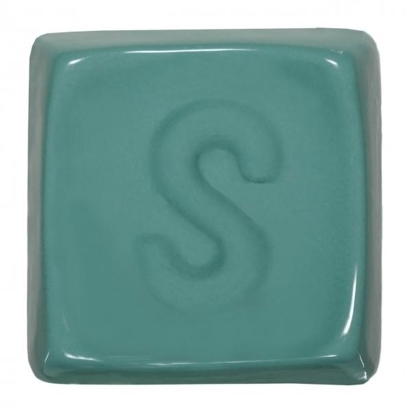 OPK 051 Бирюзово-зеленая глазурь Seramiksir