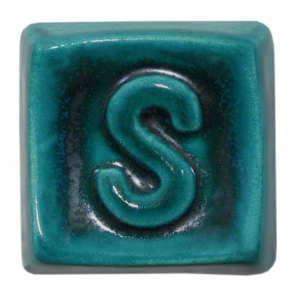 S 1008/1 Бирюзово-зелёная глазурь Seramiksir