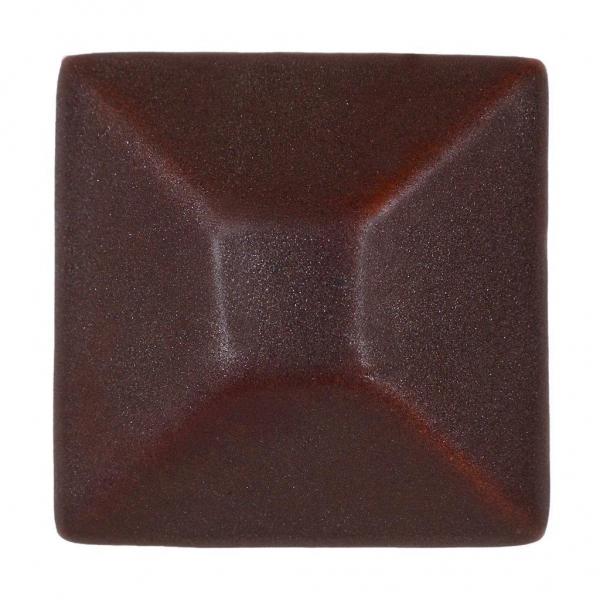 S 1633 Шоколадно-коричневая глазурь Seramiksir