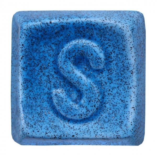 SML 058 Серебристо-бирюзовая глазурь Seramiksir