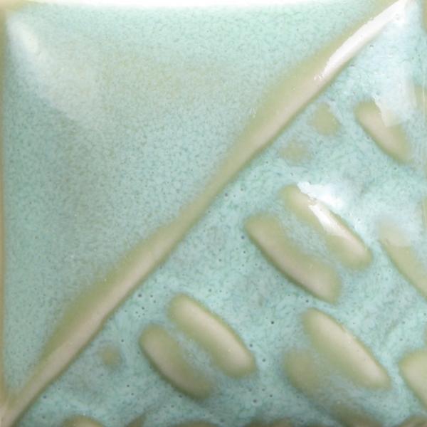 SW-253 Green Opal высокотемпературная глазурь Mayco